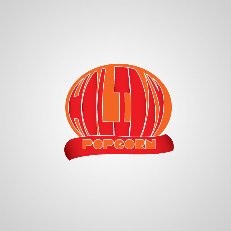 Logo Design by musemuse - Entry No. 40 in the Logo Design Contest Holiday Popcorn.