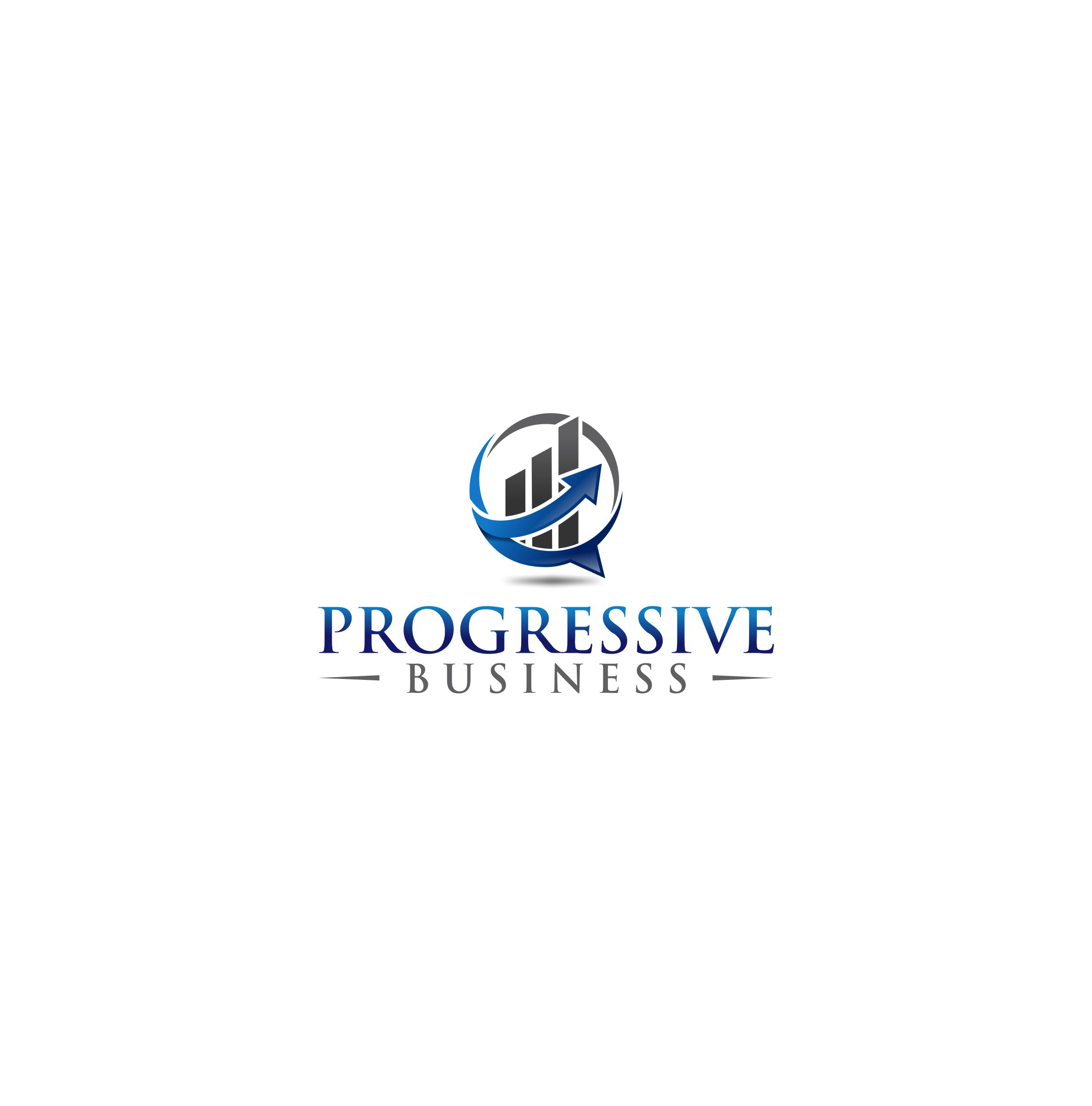 Logo Design by Raymond Garcia - Entry No. 16 in the Logo Design Contest Captivating Logo Design for Progressive Business.