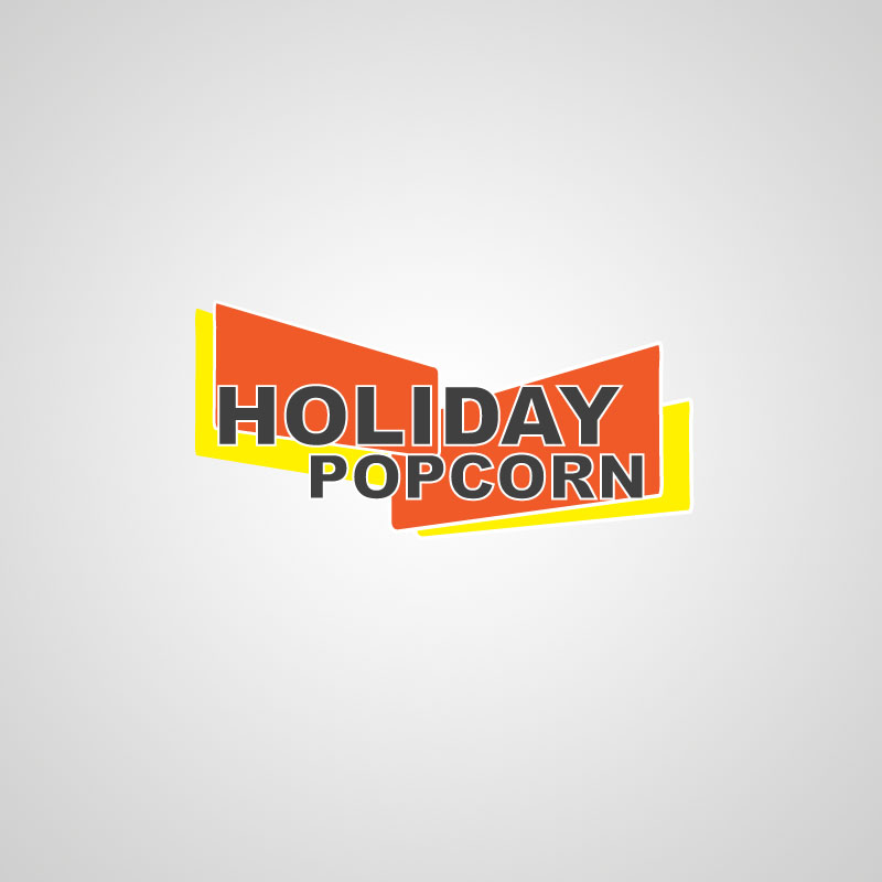 Logo Design by musemuse - Entry No. 41 in the Logo Design Contest Holiday Popcorn.