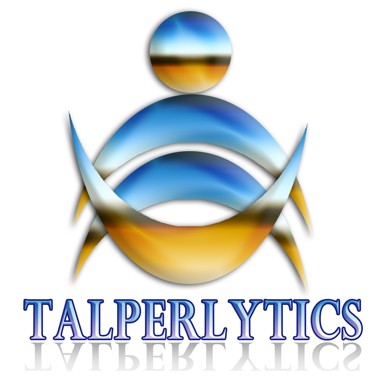 Logo Design by Kitz Malinao - Entry No. 10 in the Logo Design Contest Imaginative Logo Design for Talperlytics.