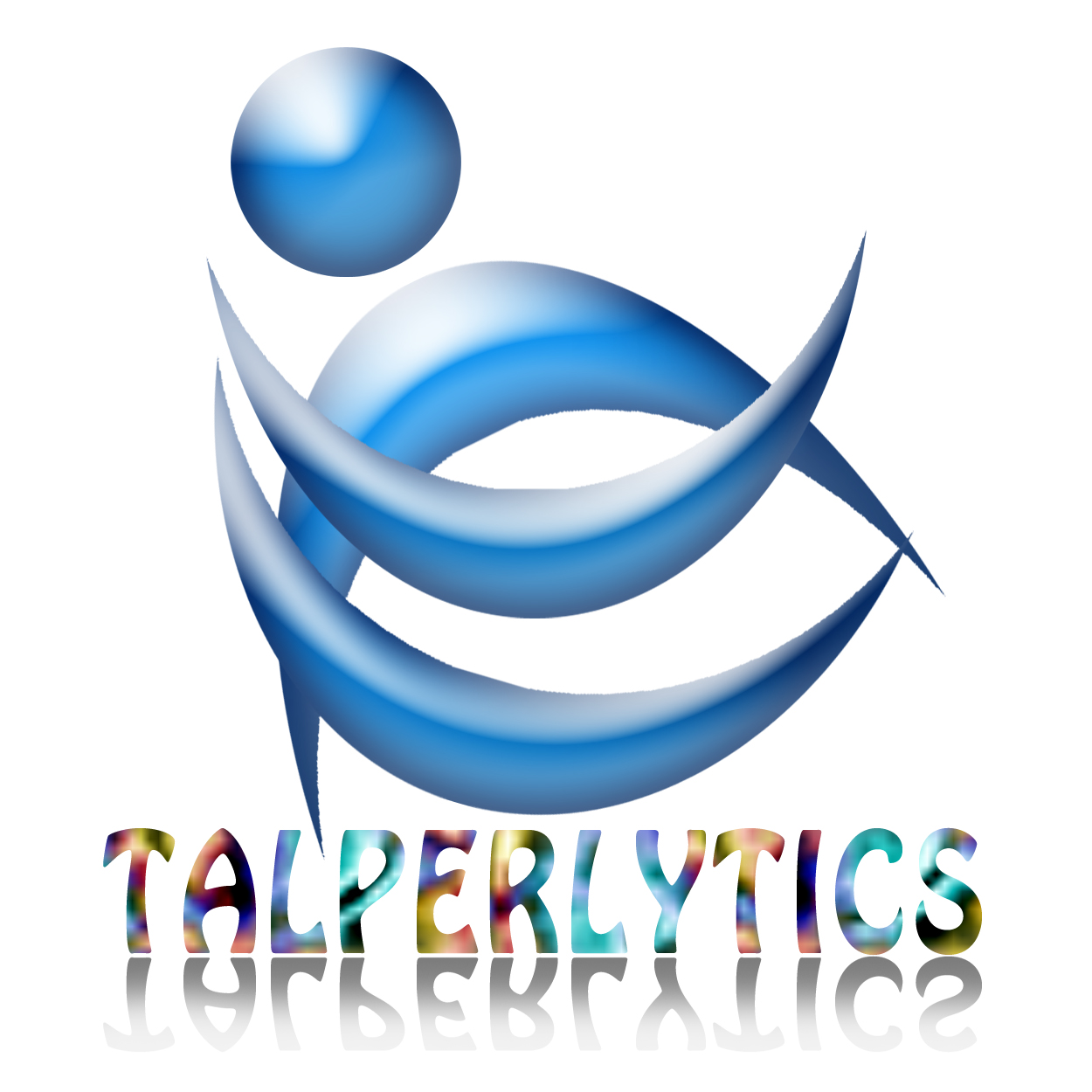 Logo Design by Kitz Malinao - Entry No. 11 in the Logo Design Contest Imaginative Logo Design for Talperlytics.