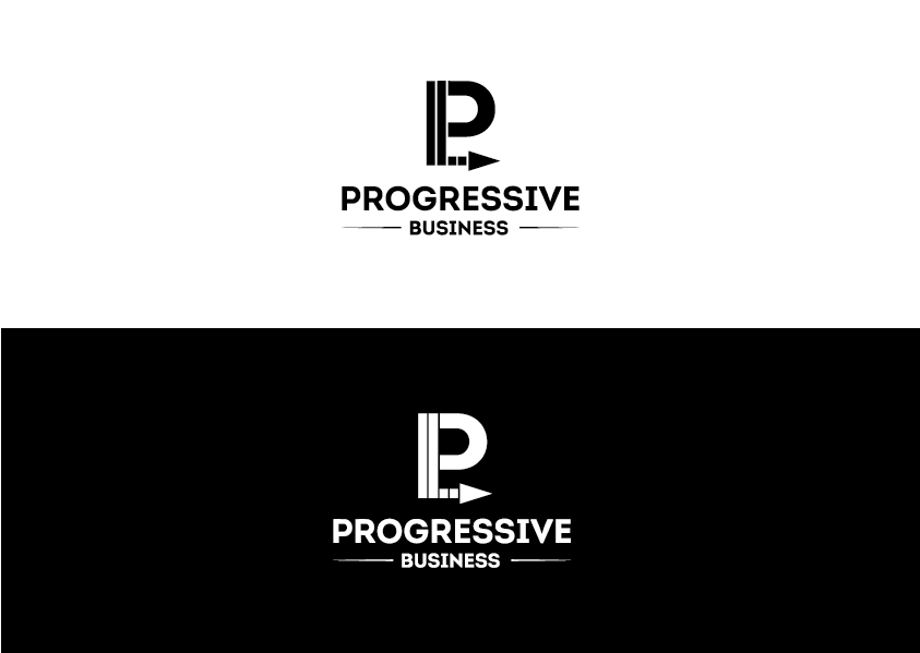 Logo Design by Evo-design - Entry No. 17 in the Logo Design Contest Captivating Logo Design for Progressive Business.
