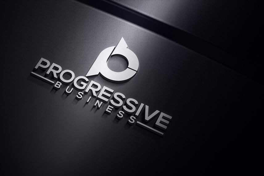 Logo Design by Private User - Entry No. 22 in the Logo Design Contest Captivating Logo Design for Progressive Business.