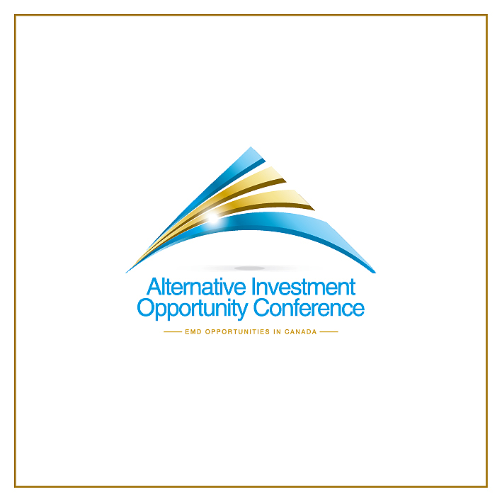 Logo Design by VladimirKVA - Entry No. 29 in the Logo Design Contest Alternative Investment Opportunity Conference.