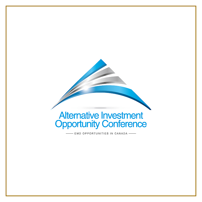 Logo Design by VladimirKVA - Entry No. 30 in the Logo Design Contest Alternative Investment Opportunity Conference.