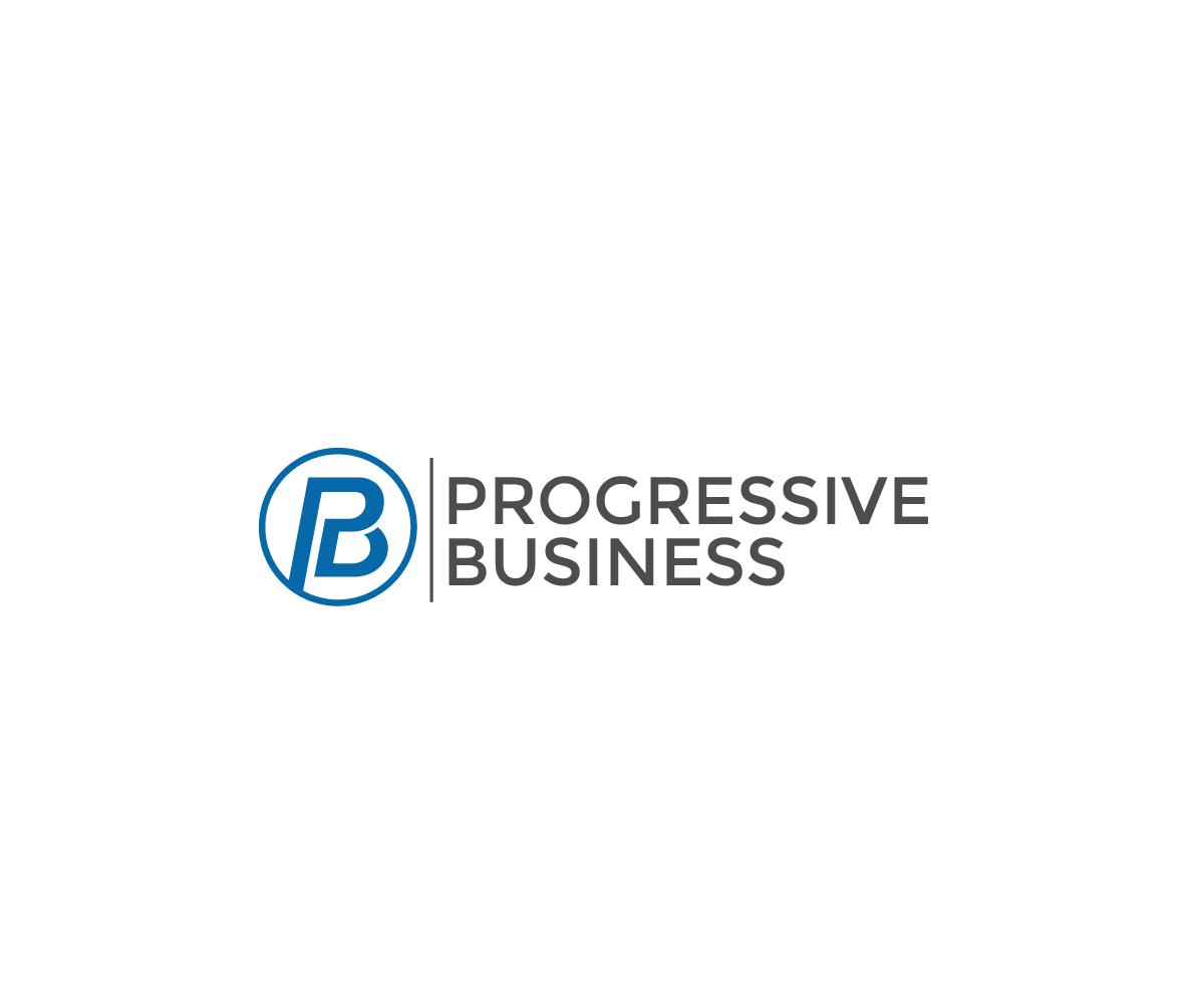 Logo Design by Juan Luna - Entry No. 26 in the Logo Design Contest Captivating Logo Design for Progressive Business.