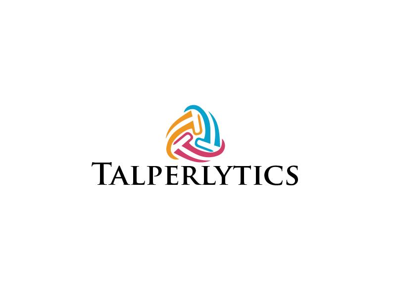Logo Design by Private User - Entry No. 38 in the Logo Design Contest Imaginative Logo Design for Talperlytics.