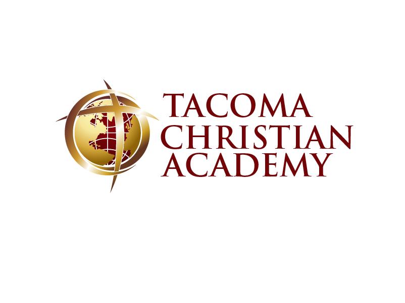 Logo Design by brands_in - Entry No. 96 in the Logo Design Contest Imaginative Logo Design for Tacoma Christian Academy.