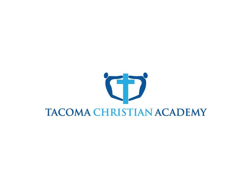 Logo Design by Private User - Entry No. 98 in the Logo Design Contest Imaginative Logo Design for Tacoma Christian Academy.