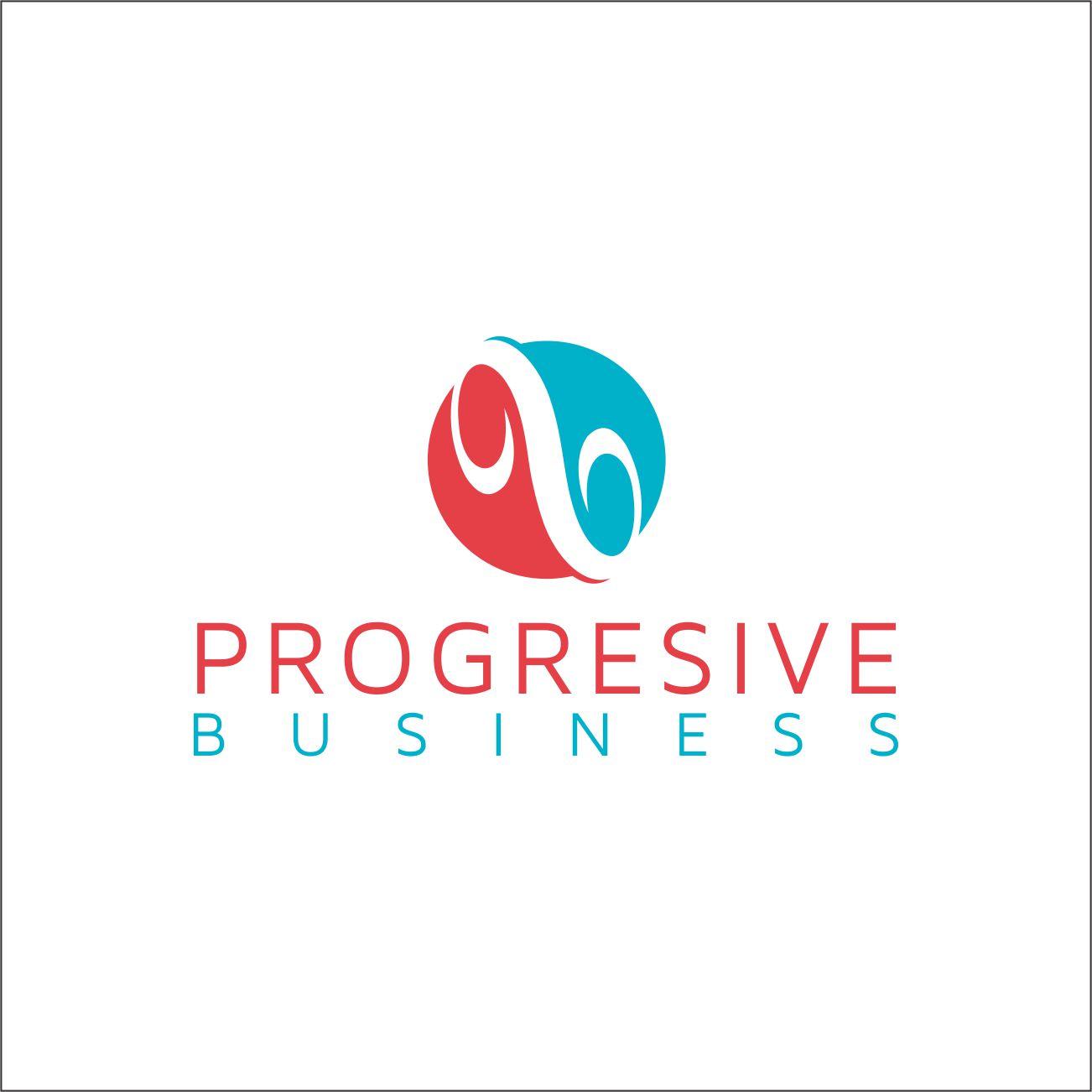 Logo Design by RasYa Muhammad Athaya - Entry No. 35 in the Logo Design Contest Captivating Logo Design for Progressive Business.