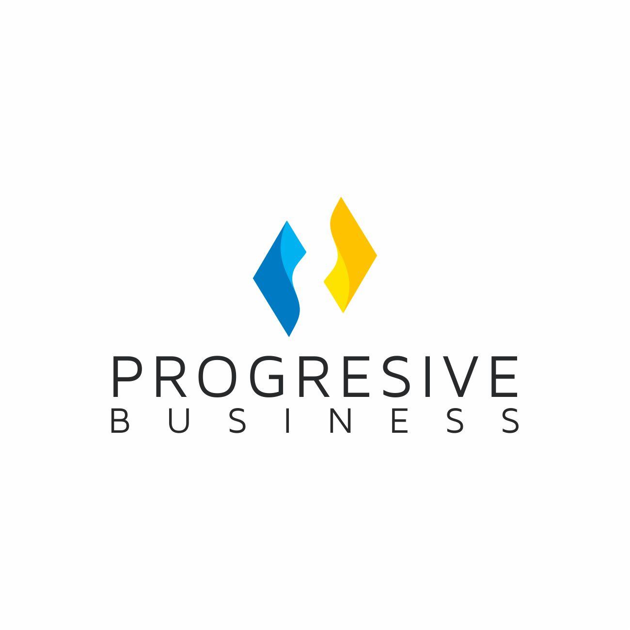 Logo Design by RasYa Muhammad Athaya - Entry No. 36 in the Logo Design Contest Captivating Logo Design for Progressive Business.