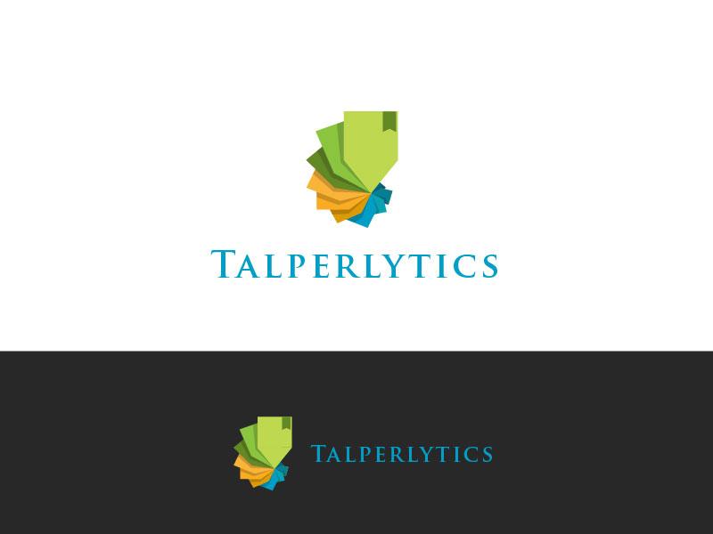 Logo Design by Private User - Entry No. 47 in the Logo Design Contest Imaginative Logo Design for Talperlytics.
