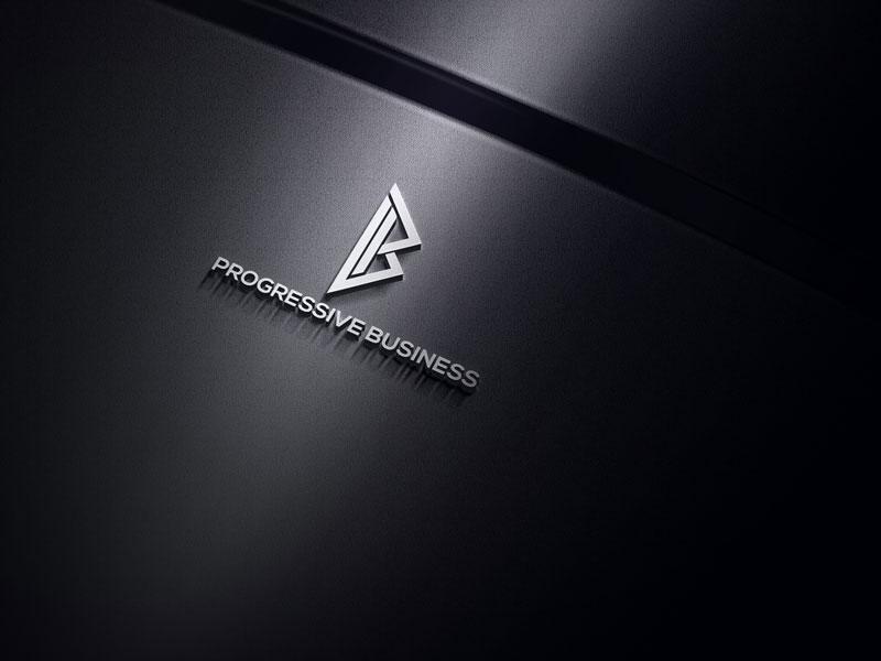 Logo Design by Private User - Entry No. 50 in the Logo Design Contest Captivating Logo Design for Progressive Business.