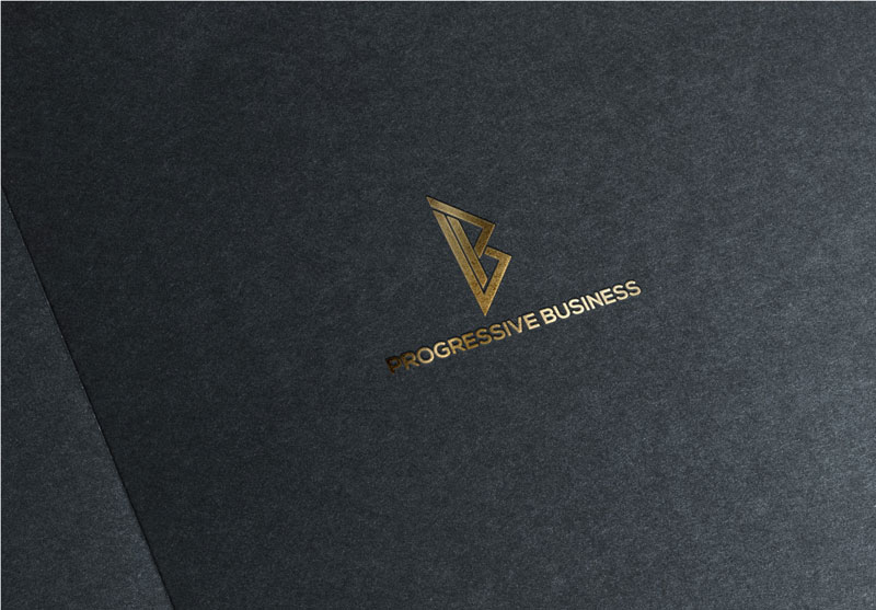 Logo Design by Private User - Entry No. 51 in the Logo Design Contest Captivating Logo Design for Progressive Business.