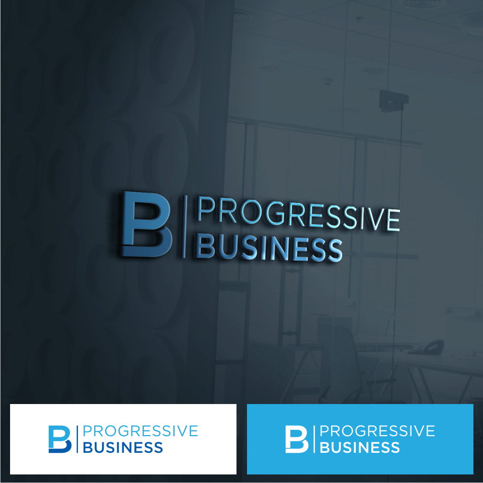 Logo Design by Zamzam -Mahsun - Entry No. 55 in the Logo Design Contest Captivating Logo Design for Progressive Business.