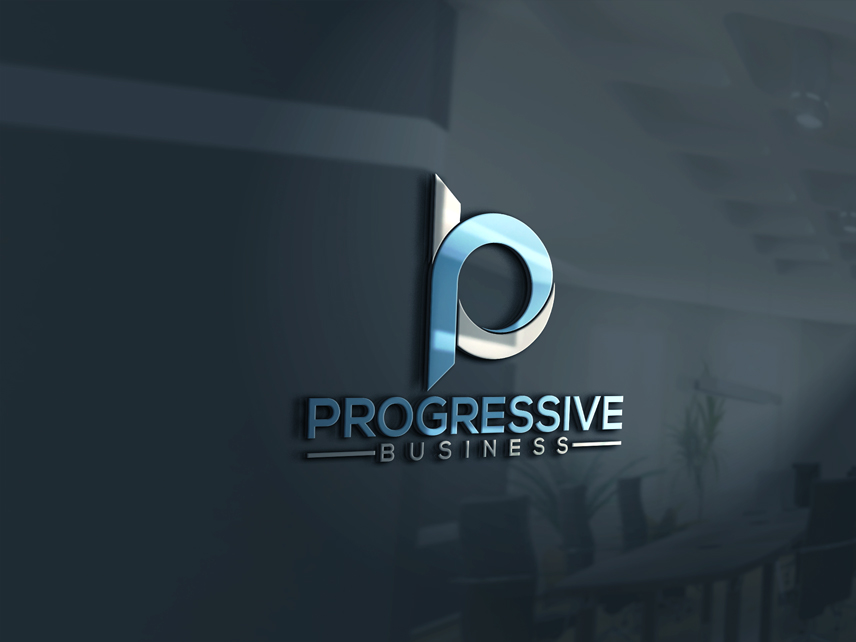 Logo Design by Private User - Entry No. 61 in the Logo Design Contest Captivating Logo Design for Progressive Business.