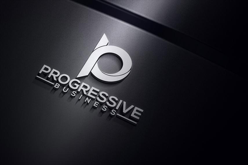 Logo Design by Private User - Entry No. 62 in the Logo Design Contest Captivating Logo Design for Progressive Business.