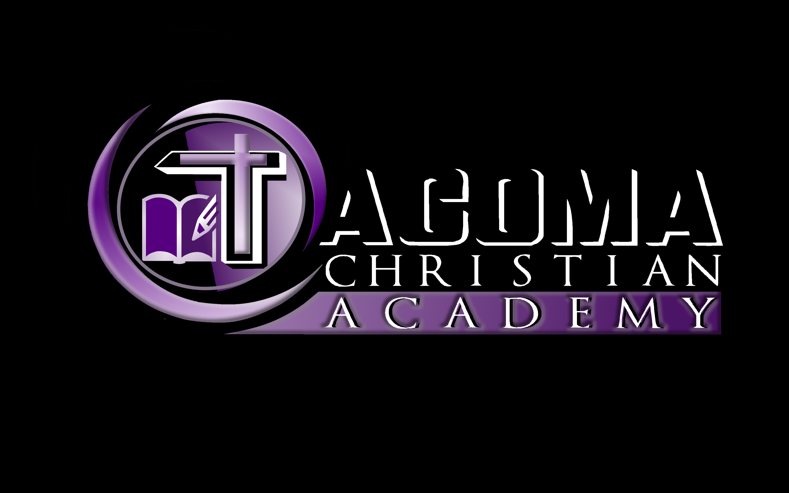 Logo Design by Roberto Bassi - Entry No. 110 in the Logo Design Contest Imaginative Logo Design for Tacoma Christian Academy.