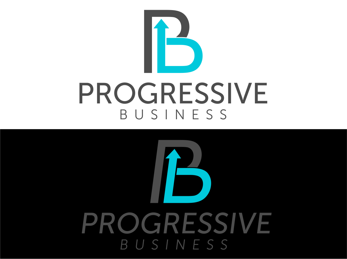 Logo Design by Private User - Entry No. 66 in the Logo Design Contest Captivating Logo Design for Progressive Business.