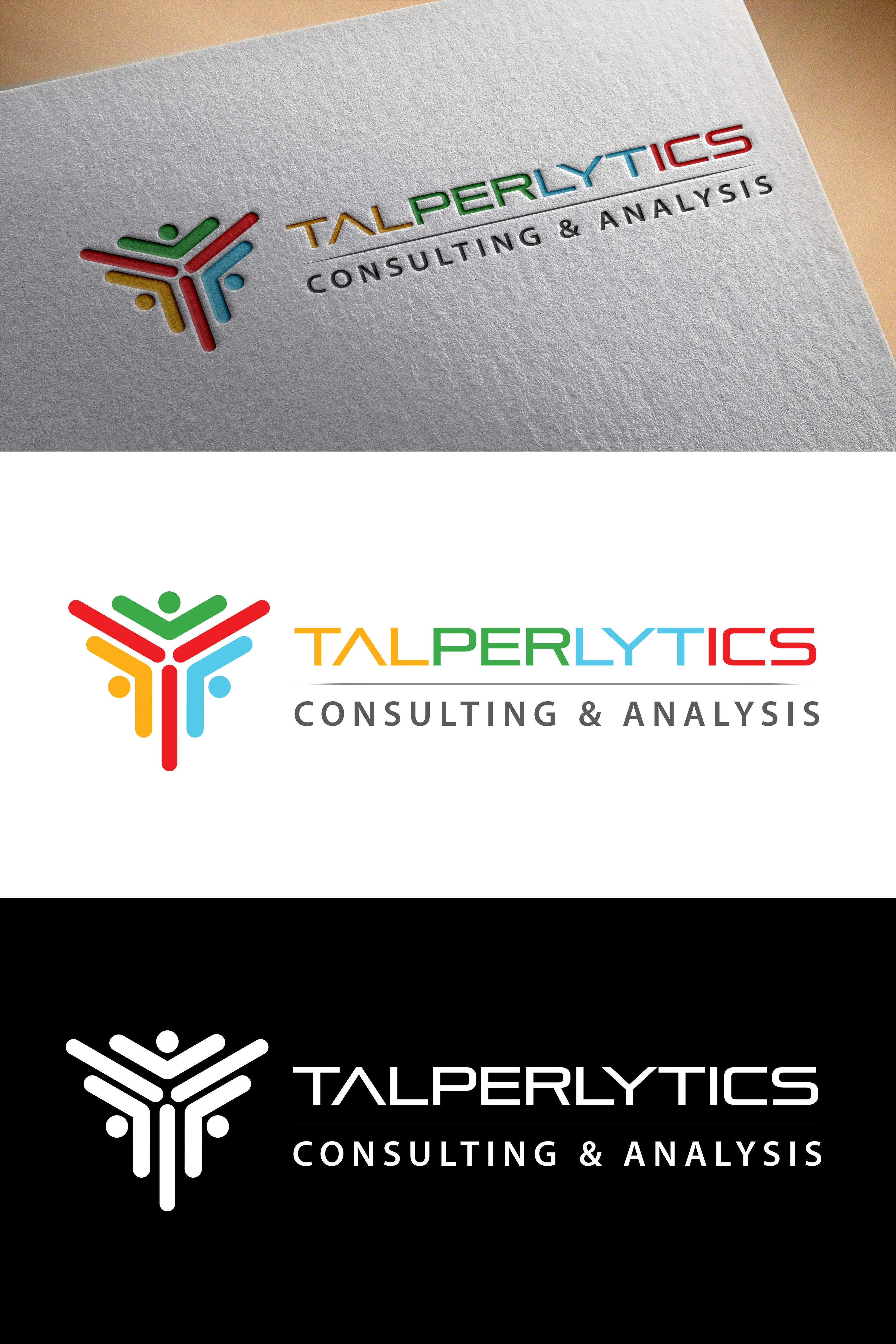 Logo Design by Umair ahmed Iqbal - Entry No. 50 in the Logo Design Contest Imaginative Logo Design for Talperlytics.