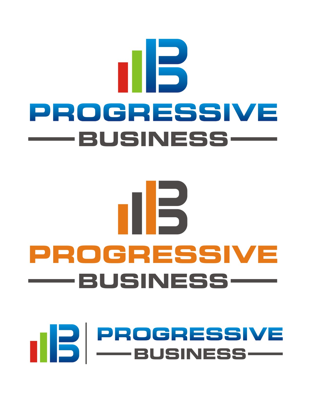 Logo Design by Spider Graphics - Entry No. 71 in the Logo Design Contest Captivating Logo Design for Progressive Business.