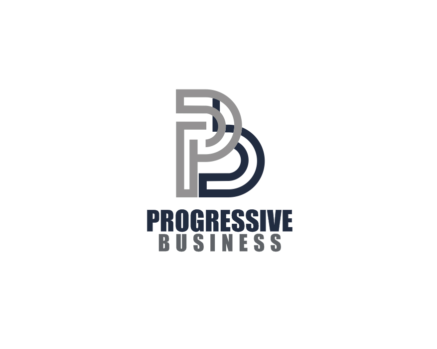 Logo Design by Ifan Afandie - Entry No. 72 in the Logo Design Contest Captivating Logo Design for Progressive Business.