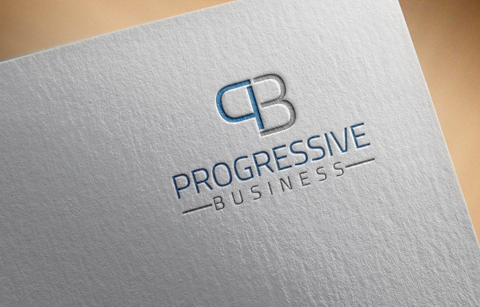 Logo Design by Mohammad azad Hossain - Entry No. 76 in the Logo Design Contest Captivating Logo Design for Progressive Business.