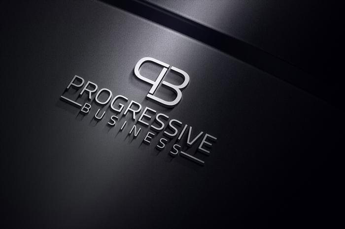 Logo Design by Mohammad azad Hossain - Entry No. 77 in the Logo Design Contest Captivating Logo Design for Progressive Business.