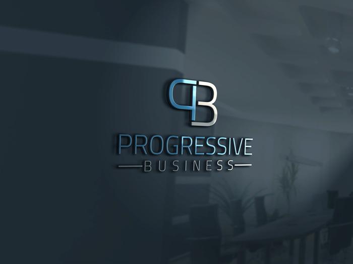Logo Design by Mohammad azad Hossain - Entry No. 78 in the Logo Design Contest Captivating Logo Design for Progressive Business.