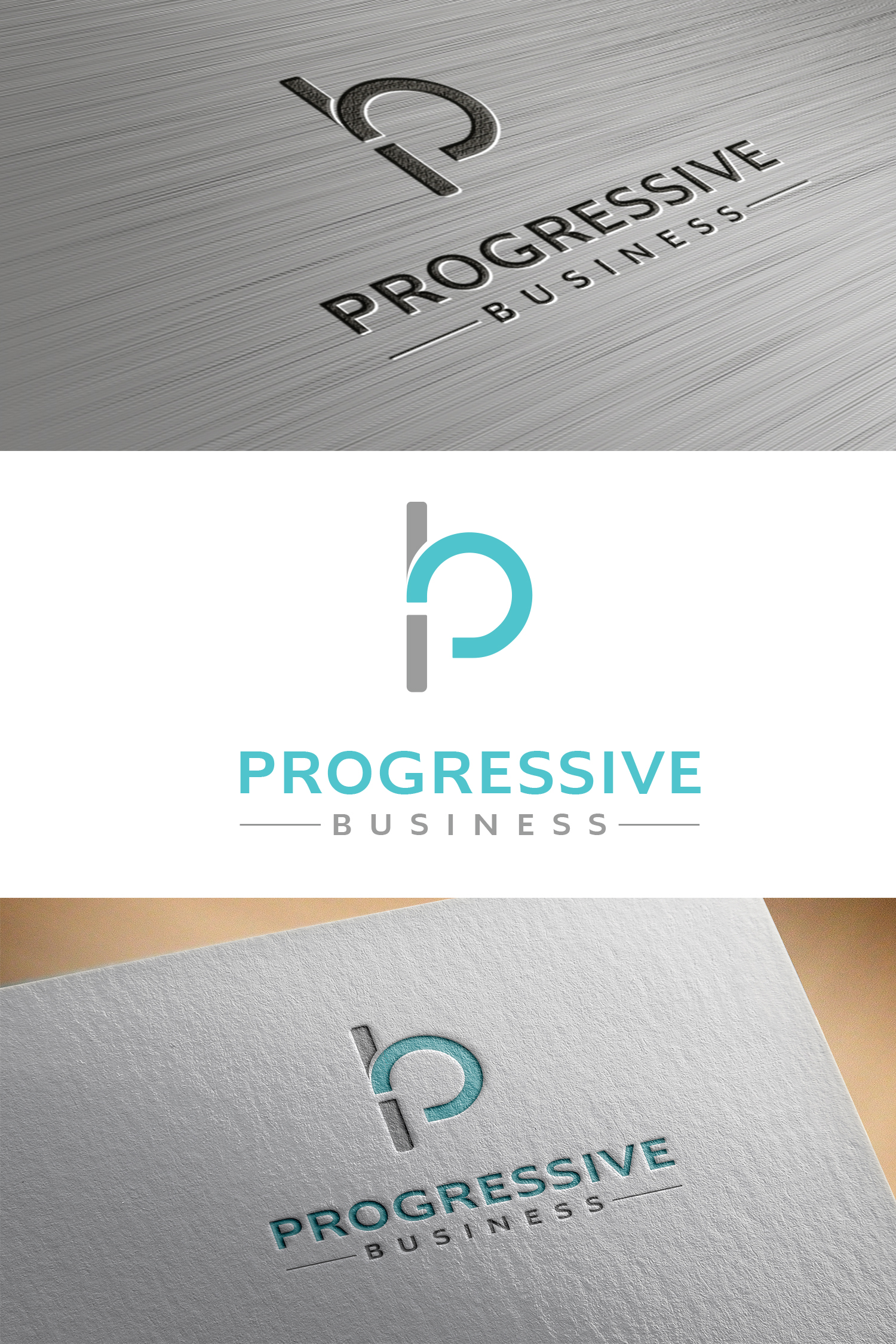 Logo Design by Umair ahmed Iqbal - Entry No. 80 in the Logo Design Contest Captivating Logo Design for Progressive Business.