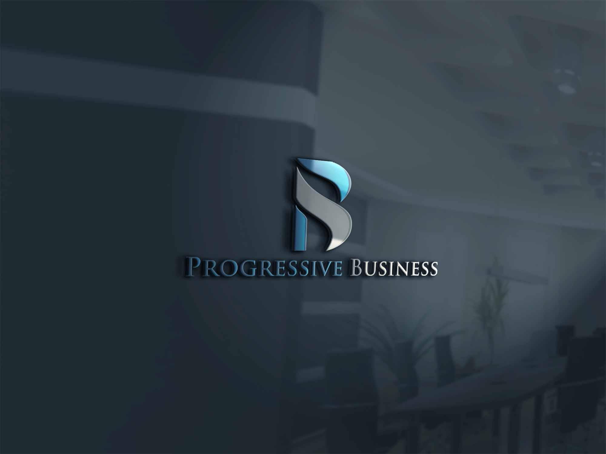 Logo Design by Private User - Entry No. 83 in the Logo Design Contest Captivating Logo Design for Progressive Business.