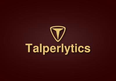 Logo Design by Private User - Entry No. 61 in the Logo Design Contest Imaginative Logo Design for Talperlytics.