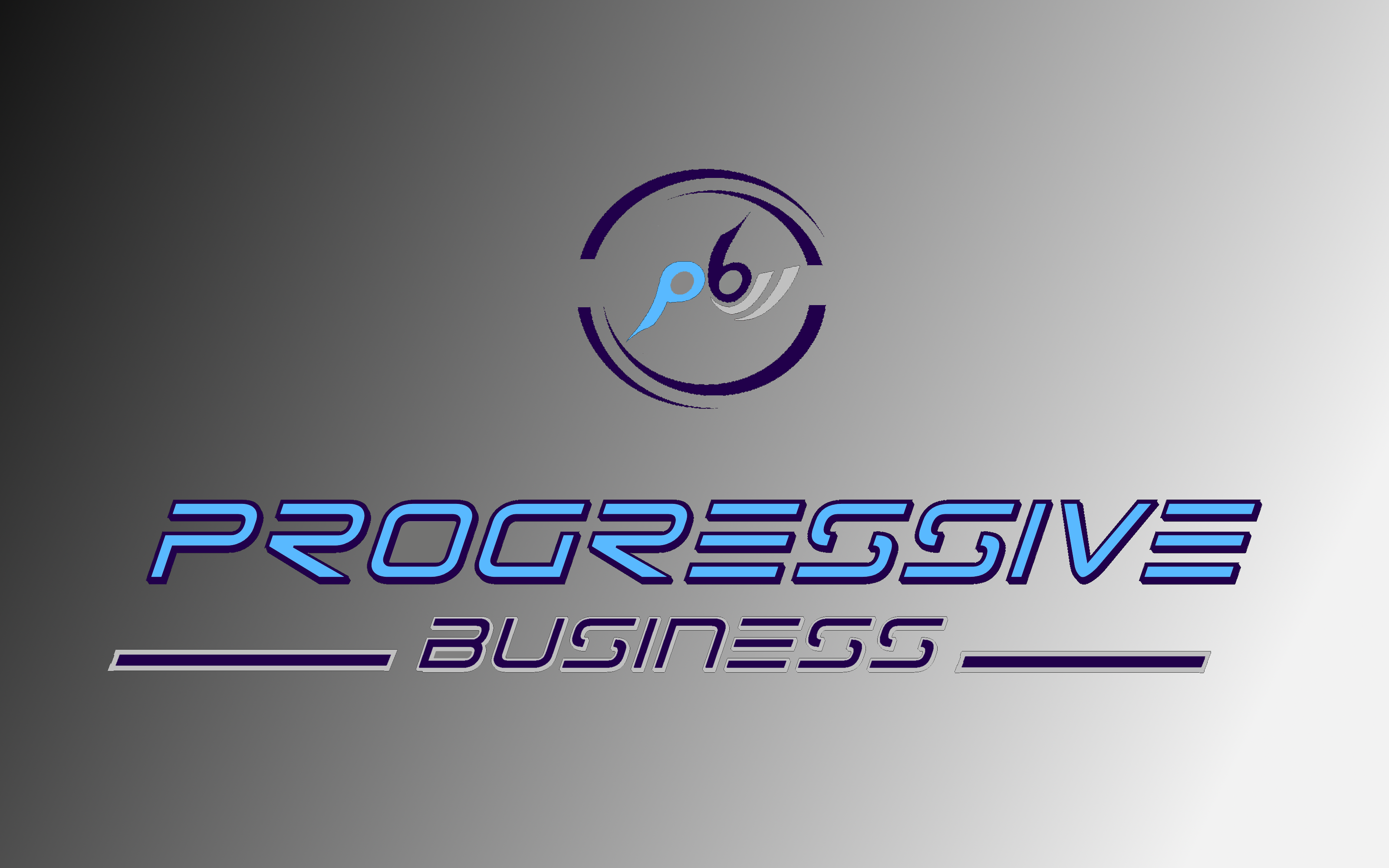 Logo Design by Roberto Bassi - Entry No. 87 in the Logo Design Contest Captivating Logo Design for Progressive Business.