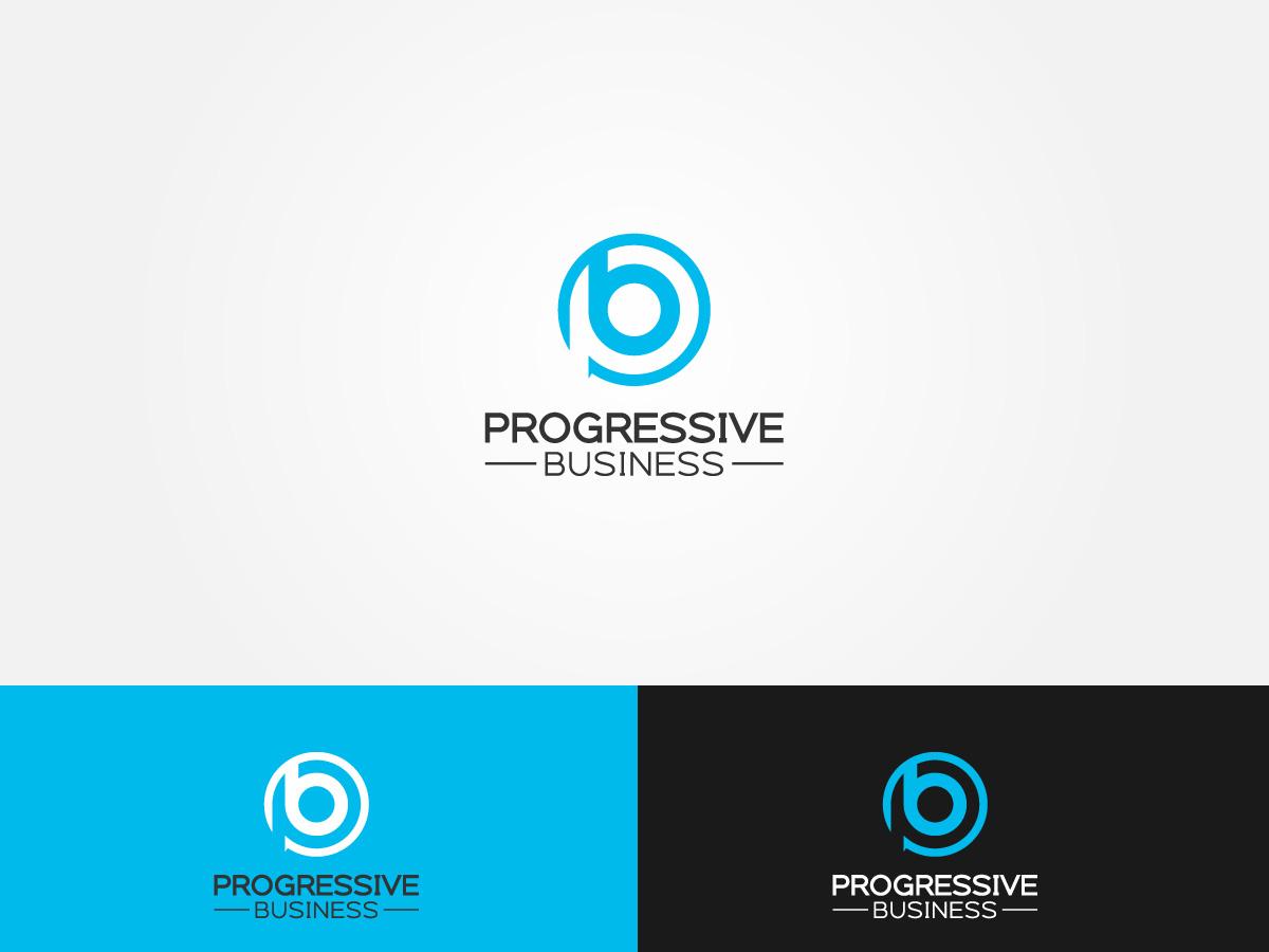 Logo Design by MD SHOHIDUL ISLAM - Entry No. 93 in the Logo Design Contest Captivating Logo Design for Progressive Business.