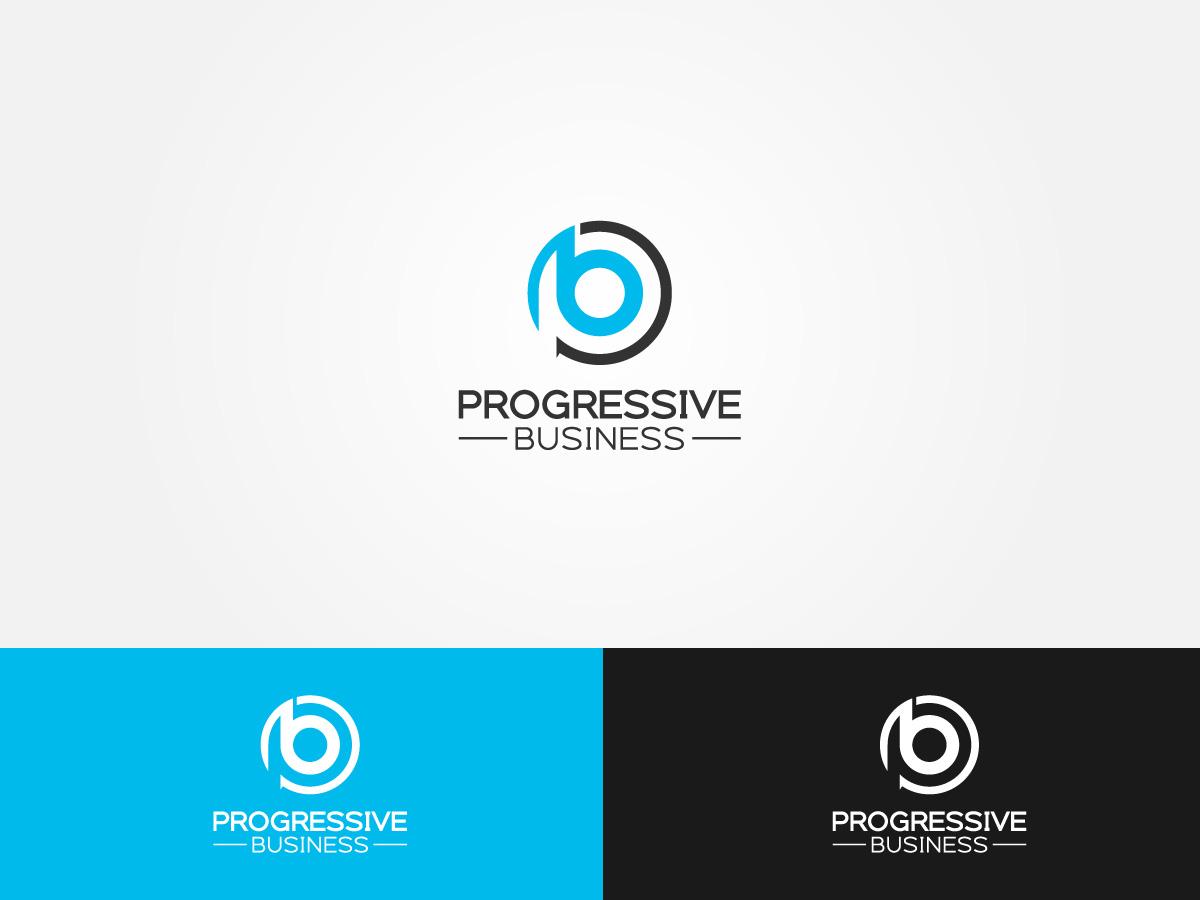 Logo Design by MD SHOHIDUL ISLAM - Entry No. 94 in the Logo Design Contest Captivating Logo Design for Progressive Business.