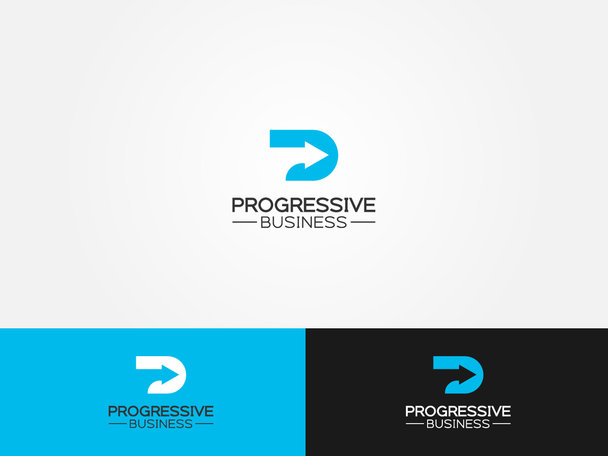 Logo Design by MD SHOHIDUL ISLAM - Entry No. 98 in the Logo Design Contest Captivating Logo Design for Progressive Business.