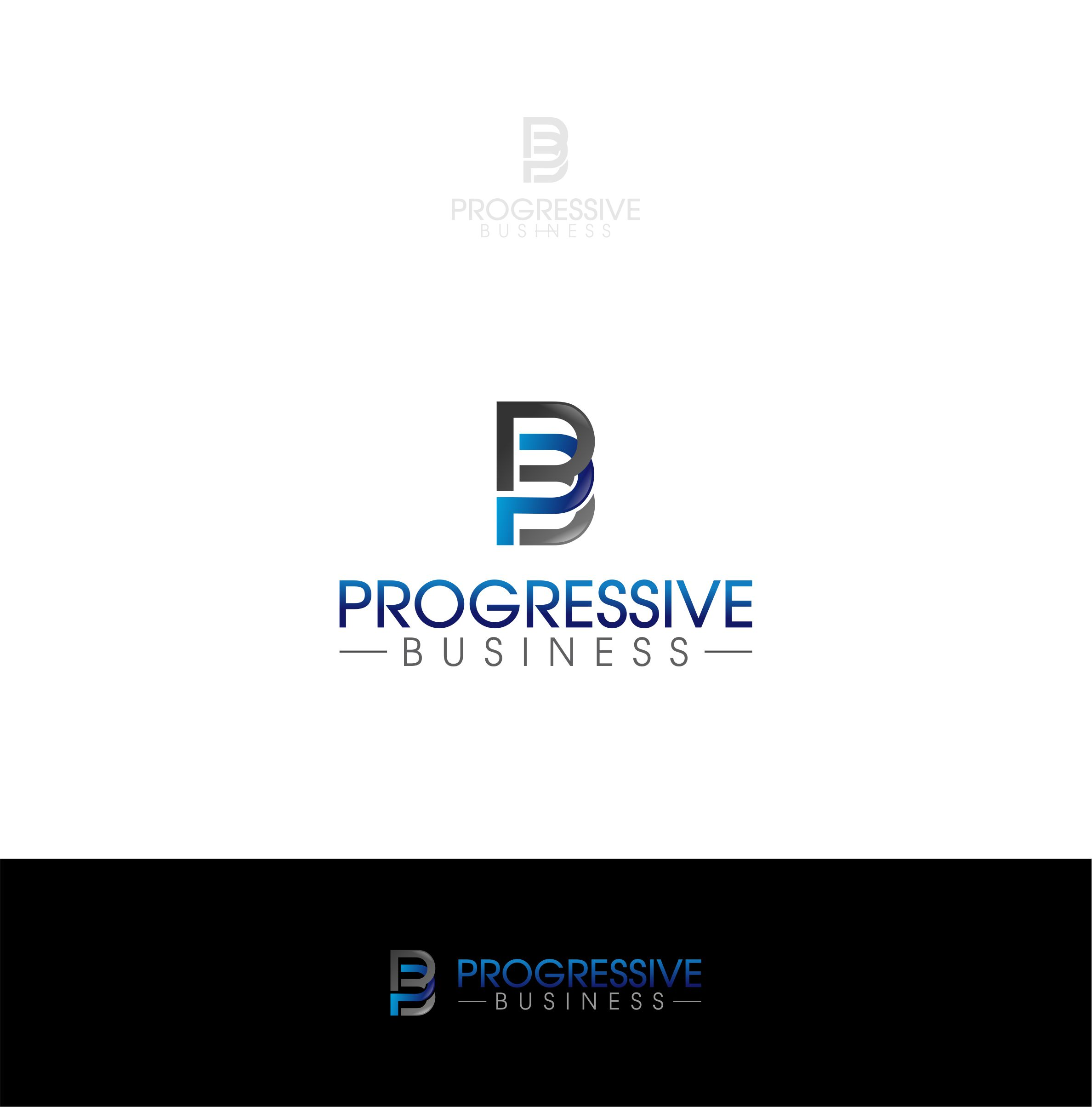 Logo Design by Raymond Garcia - Entry No. 100 in the Logo Design Contest Captivating Logo Design for Progressive Business.