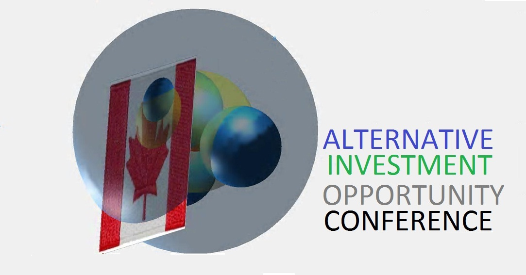 Logo Design by VAC ATV - Entry No. 33 in the Logo Design Contest Alternative Investment Opportunity Conference.