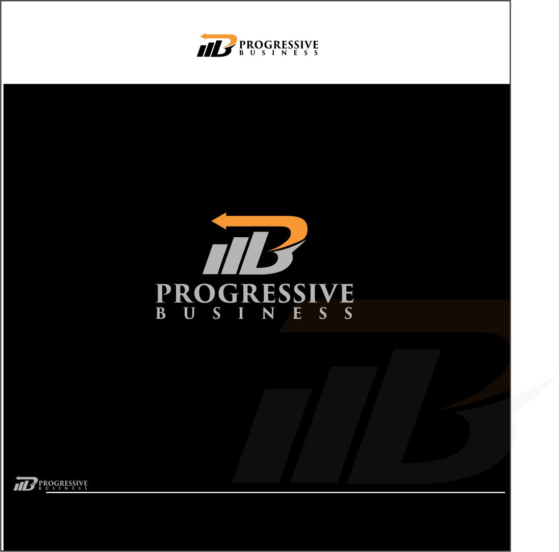 Logo Design by ian69 - Entry No. 105 in the Logo Design Contest Captivating Logo Design for Progressive Business.