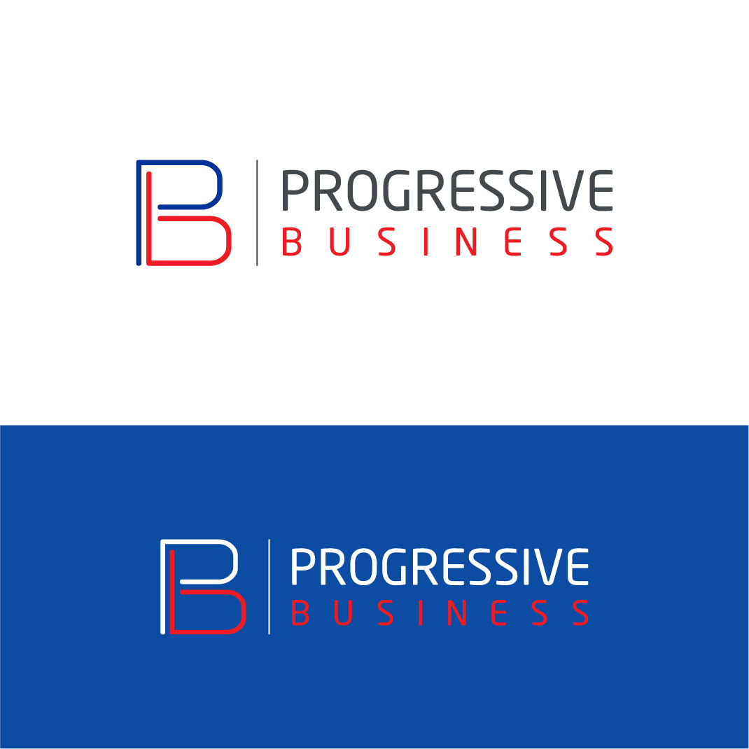 Logo Design by Sahajad Shaikh - Entry No. 108 in the Logo Design Contest Captivating Logo Design for Progressive Business.