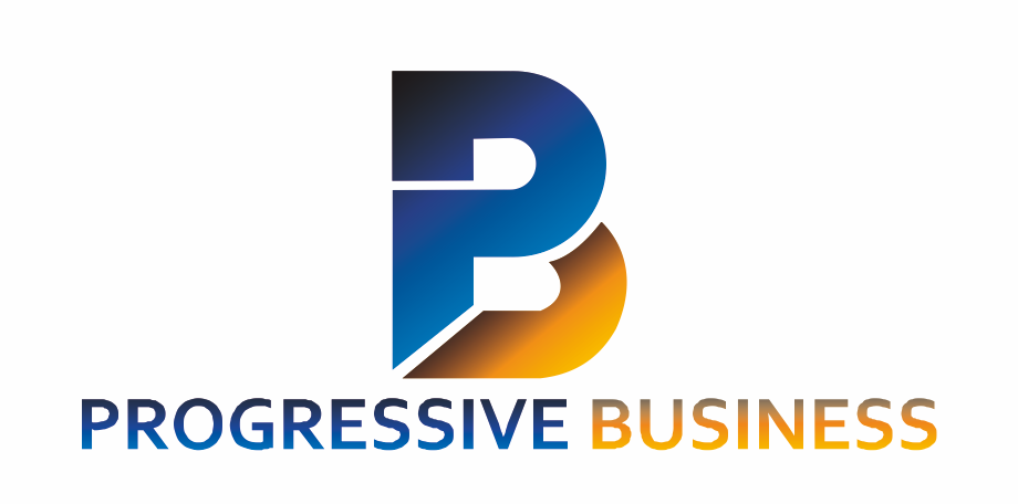 Logo Design by Mokhamad Ngabduloh - Entry No. 110 in the Logo Design Contest Captivating Logo Design for Progressive Business.