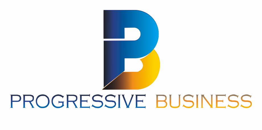 Logo Design by Mokhamad Ngabduloh - Entry No. 111 in the Logo Design Contest Captivating Logo Design for Progressive Business.