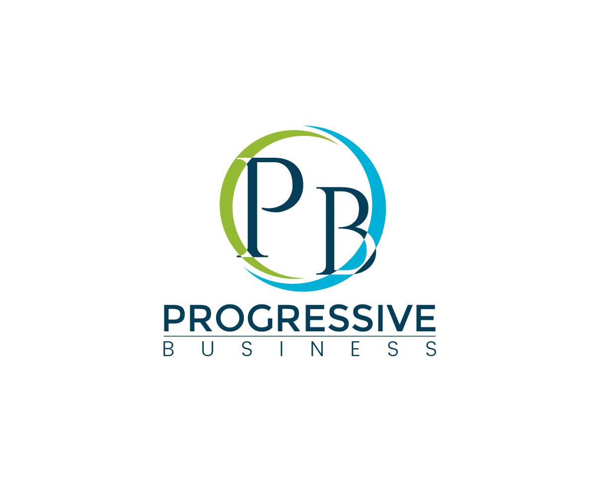 Logo Design by pfdesign - Entry No. 117 in the Logo Design Contest Captivating Logo Design for Progressive Business.