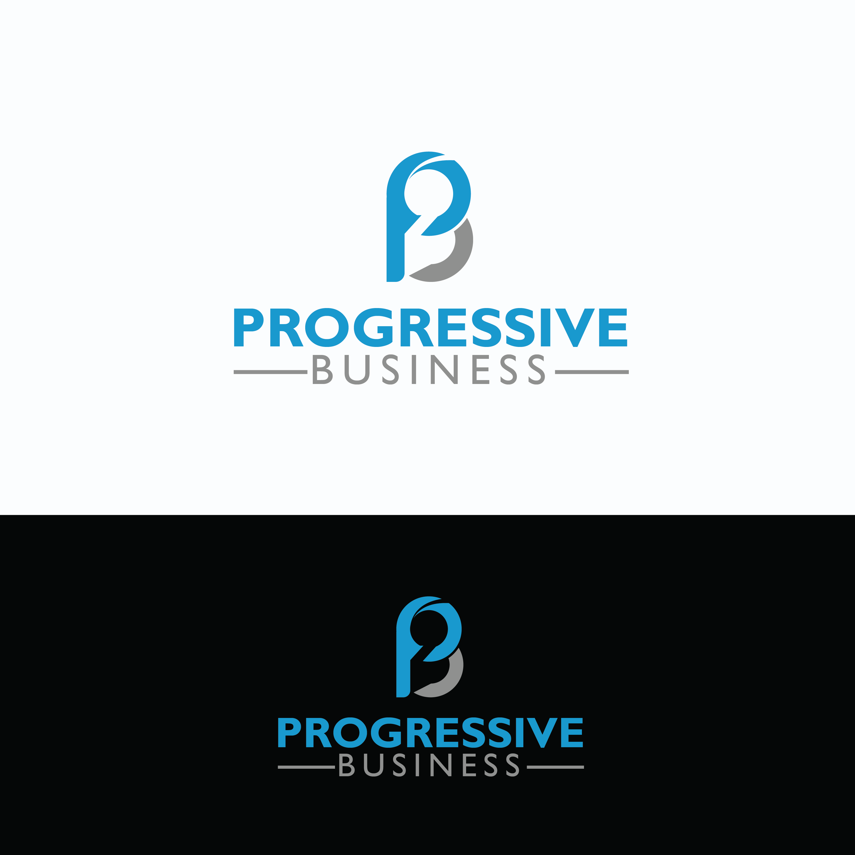 Logo Design by Private User - Entry No. 119 in the Logo Design Contest Captivating Logo Design for Progressive Business.
