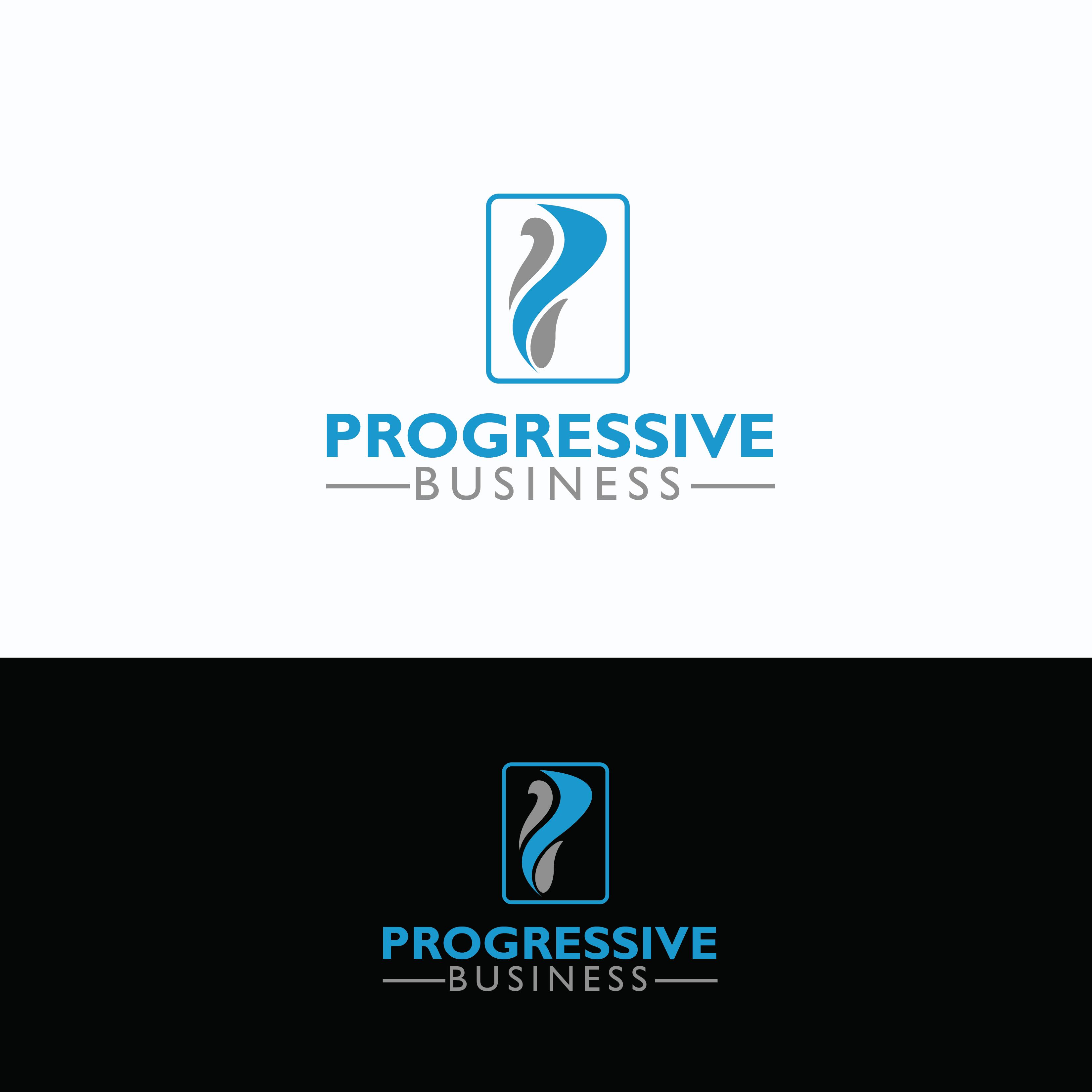 Logo Design by Private User - Entry No. 120 in the Logo Design Contest Captivating Logo Design for Progressive Business.