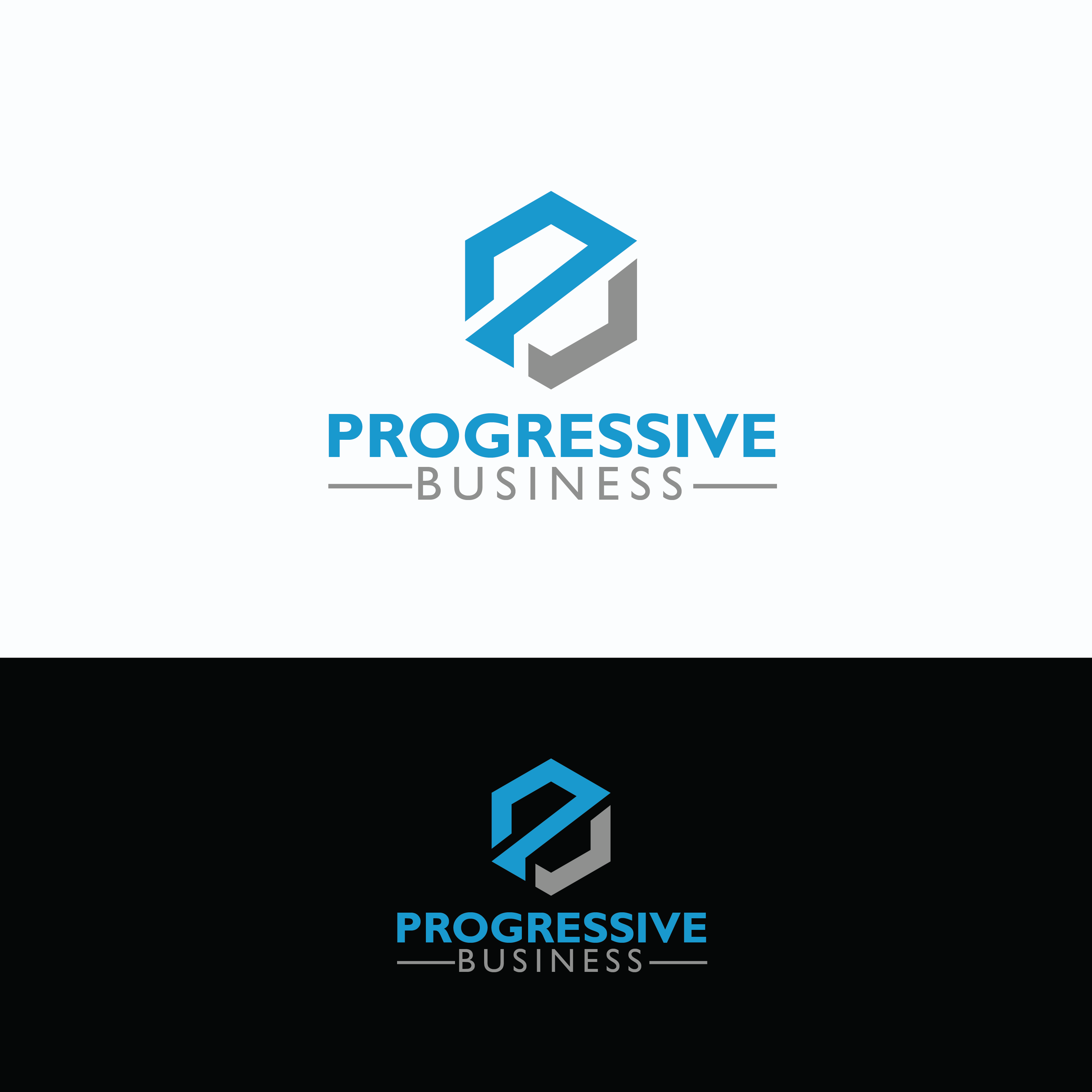 Logo Design by Private User - Entry No. 122 in the Logo Design Contest Captivating Logo Design for Progressive Business.