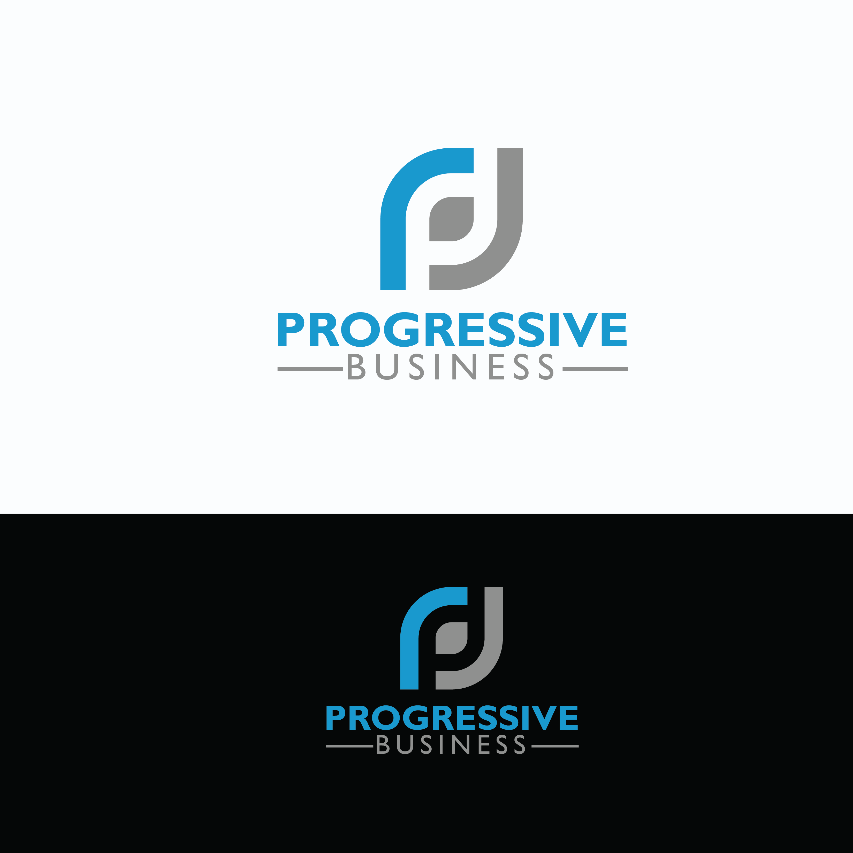 Logo Design by Private User - Entry No. 127 in the Logo Design Contest Captivating Logo Design for Progressive Business.