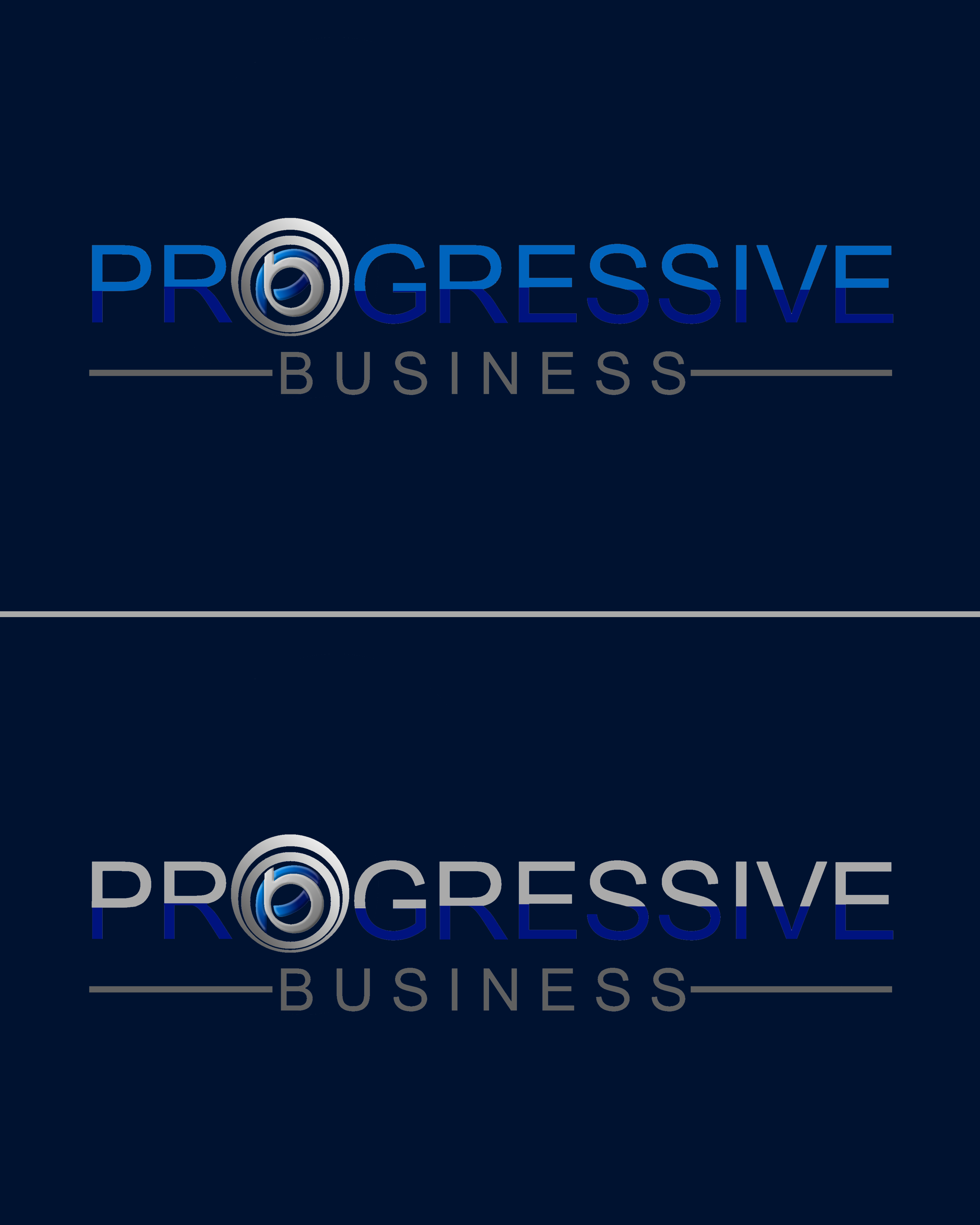 Logo Design by Roberto Bassi - Entry No. 133 in the Logo Design Contest Captivating Logo Design for Progressive Business.