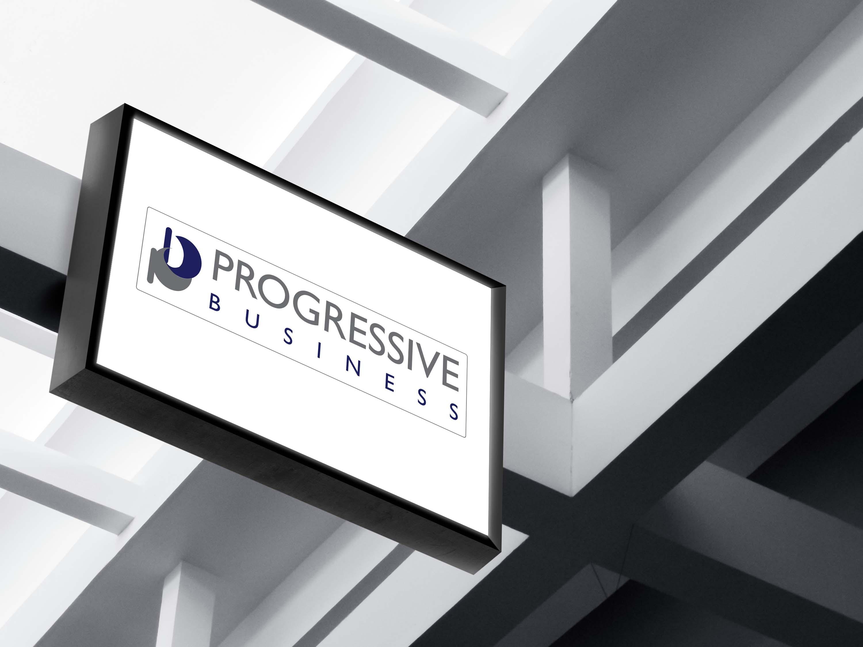 Logo Design by AKM Fazley Rabbi Faruque - Entry No. 134 in the Logo Design Contest Captivating Logo Design for Progressive Business.
