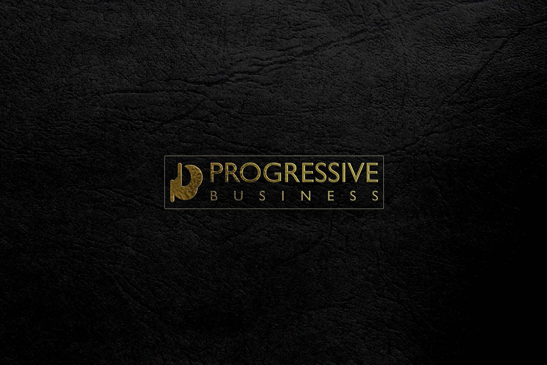 Logo Design by AKM Fazley Rabbi Faruque - Entry No. 135 in the Logo Design Contest Captivating Logo Design for Progressive Business.